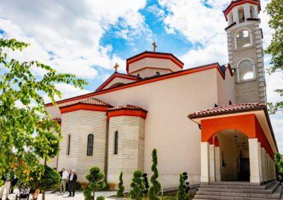 храм Въздвижение на Светия Кръст Господен